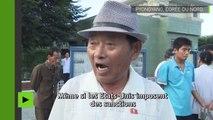 «Nous ne cillerons pas»: des habitants de Pyongyang s'expriment sur les tensions avec les Etats-Unis