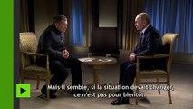Poutine : «755 diplomates américains devront cesser leurs activités en Fédération de Russie»
