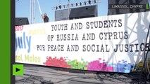 Concert à Chypre dans le cadre du Festival russe des jeunes et des étudiants