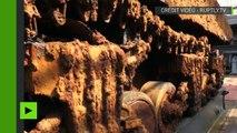 Russie : deux chars américains de la Seconde guerre mondiale remontés de la mer de Barents
