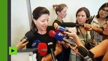 La ministre de la Santé Agnès Buzyn s'exprime sur la prochaine campagne de vaccination obligatoire