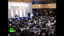 Le célèbre discours de Vladimir Poutine sur les politiques de défense à Munich en 2007 (Archive)
