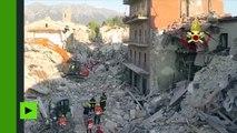 Bilan du séisme en Italie : églises démolies, habitations endommagés et routes défoncées