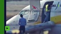Inde : à Goa, un avion quitte la piste au moment du décollage
