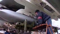 Des avions de combat Tu-95MS bombardent des terroristes en Syrie à l'aide de missiles de croisière
