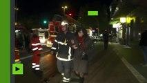 Allemagne : Cinq blessés suite à une attaque au gaz sur une école de réfugiés
