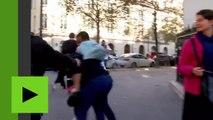 Un père de famille se rendant à la «manif pour tous» se fait agresser par des contre-manifestants