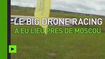 Sport ou cyber sport ? Images vertigineuses d'une compétition de Drone Racing