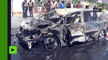 Irak : trois attentats-suicides font dix victimes et plus de quarante blessés