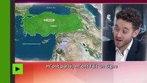 «La ville turque Cizre ressemble à celle Alep alors que nous sommes en Turquie»