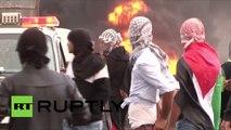Les répressions policières persistent à Ramallah