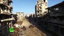 Le vrai prix de la guerre civile : pour reconstruire Homs, on a besoin de 300 milliards de dollars !