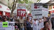 L'Amérique latine se révolte contre le Partenariat Trans-Pacifique