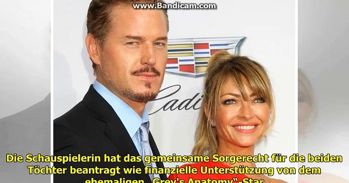 Eric Dane: Ehefrau Rebecca Gayheart will die Scheidung | ALL IN ONE USA