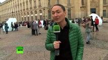 Parole libre : La COP21 vue par Philippe Verdier. Manque de fond