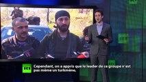 Le rebelle qui a tué le pilote russe en Syrie, un ultra d'origine turque ?