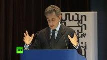 Nicolas Sarkozy a proposé de «s'unir» contre «l'ennemi commun, contre Daesh»