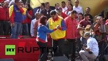 Les tensions à la frontière entre le Venezuela et la Colombie augmentent d'un cran