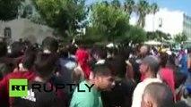 Grèce : le chaos règne lors de l'enregistrement des migrants sur l'île de Kos