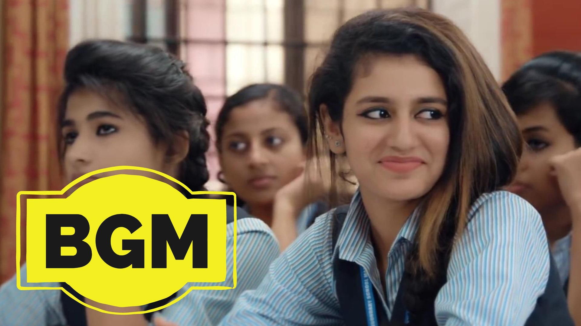 Oru Adaar Love #BGM | Official Teaser Background Music ft Priya Prakash Varrier, Roshan Abdul | Shaa