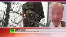 La police de Chicago retient des américains dans un centre d'inculpation