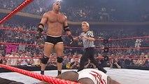 Goldberg vs Chris Jericho vs Randy Orton vs RVD vs Mark Henry vs Booker T