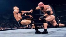 Goldberg VS The Rock - WWE Championship - WWE Backlash 2003