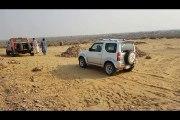 Cholistan Desert Jeep Rally 2018 - Jeep Stunts