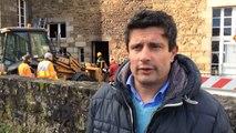 Archives de Guingamp détruites : réaction du maire