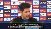 """Atlético - Simeone: """"Ne pas perdre Griezmann"""""""
