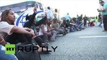 Israël : les juifs éthiopiens bloquent des routes en signe de protestation contre le racisme