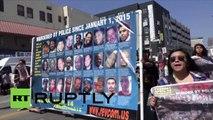 Etats-Unis : les manifestations contre les violences policières