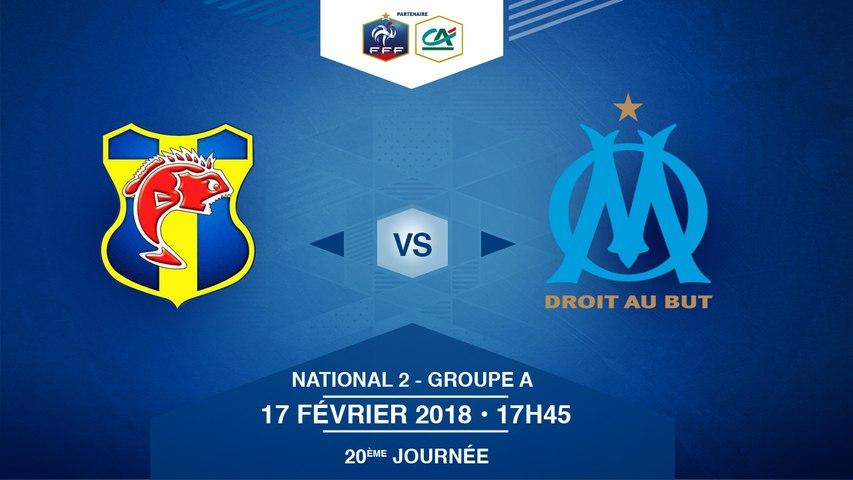 NATIONAL 2 - SC Toulon / Olympique de Marseille - Samedi 17/02/2018 à 17h45 (13)