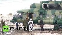 Les manœuvres militaires russes dans l'Arctique montrent la puissance de feu de la Flotte du Nord