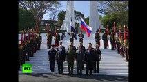 Nicaragua : le ministre russe de la Défense en visite officielle