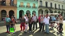 Cuba : promenade à la Havane sur un vélo de de 5,4 mètres de haut