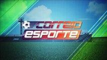 Correio Esporte - Direção do Belo apresenta dois novos reforços e fala da venda do mando do campo para Atlético mineiro