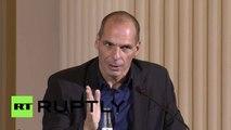 Yanis Varoufakis: « Nous ne sommes même pas tombés d'accord sur le fait de ne pas être d'accord »