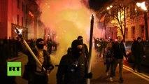 Ukraine : les nationalistes défilent dans les rues de Kiev (VIDEO EXCLUSIVE)