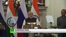 Inde: La Russie va livrer deux réacteurs nucléaires