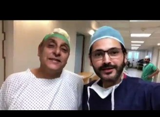 Sajid Hussain Admitted In Hospital Latest Hair Transplant Video