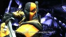 """INJUSTICE : Les Dieux Sont Parmi Nous ! Gameplay Officiel """"Deathstroke"""""""