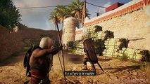 Assassin's Creed Origins - Interview des développeurs : Les combats. VOSTFR