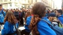 Χιλιάδες Ισπανοί στους δρόμους, υπέρ της υποδοχής προσφύγων (βίντεο) 18.02.2017