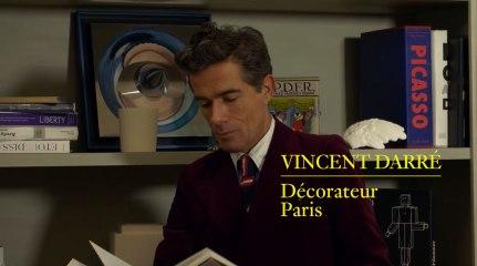 Intérieurs de créateurs: Bienvenue chez Vincent Darré