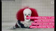 Tim Curry Will Also Have Pennywise Figurine