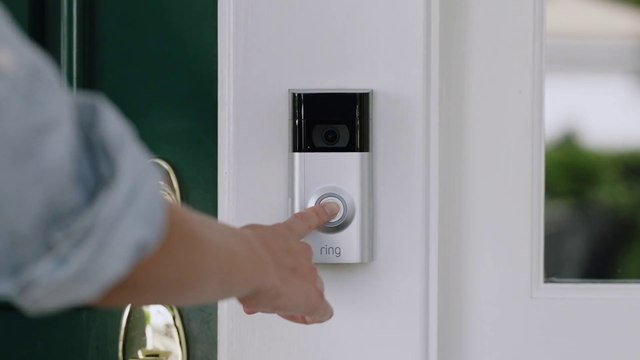Ring Video Doorbell 2 | World's Most Popular Doorbell | The Real Security for Your House