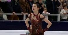 Evgenia Medvedeva Championnat D'Europe 2018 Patinage Artistique