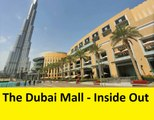 The Worlds Largest Shopping Mall Dubai Mall [Inside Out] - A Tour Through Images - The Dubai Mall Inside Out