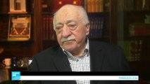 حصري: فتح الله غولن يعترف بأنه التقى رجلا على صلة بمحاولة الانقلاب في تركيا